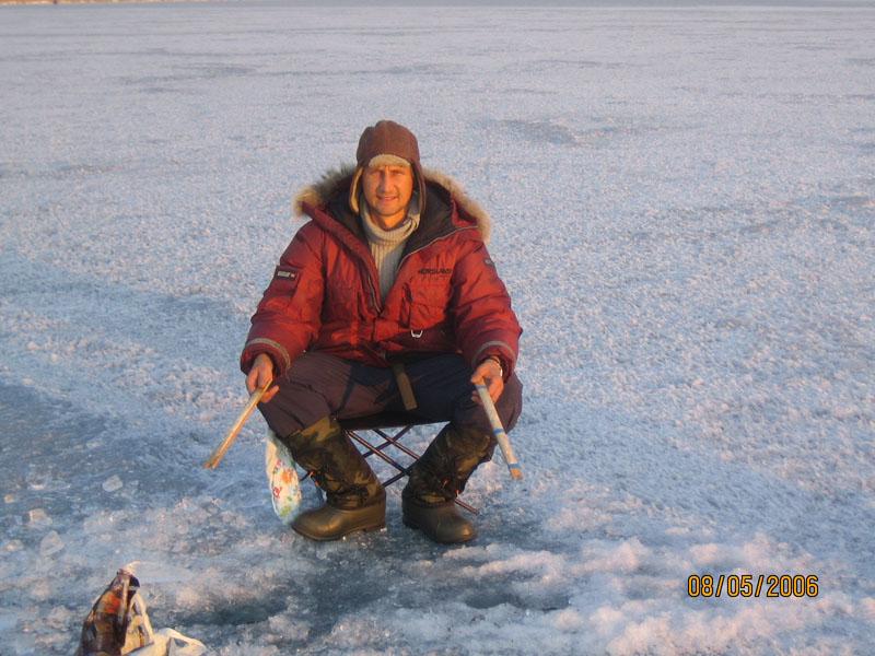 статьи о подледной рыбалке