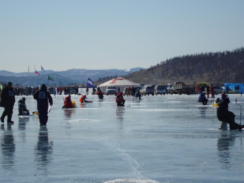 рыбалка на малом море в марте
